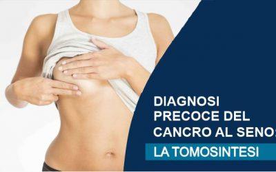 Tomosintesi: l'esame di screening per la prevenzione del tumore al seno